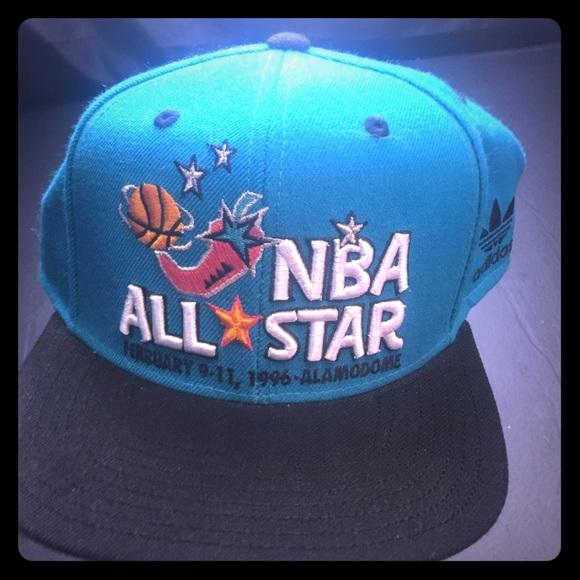 adidas Other - Adidas 1996 NBA All Star Game Snapback Hat 0fb735786c67